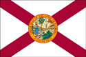 4' x 6' Florida Flag for outdoor use