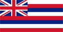 5' x 8' Hawaii Flag for outdoor use